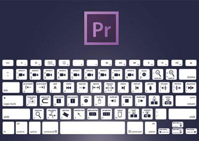 Premiere Pro Keyboard Shortcuts