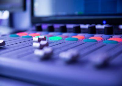 Radio Studio Equipment