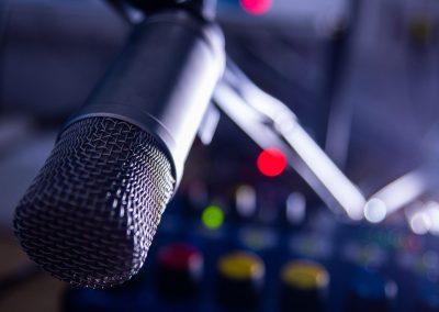 Accessing Radio Room Recordings in Burli