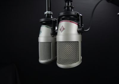 Microphones and how to use them