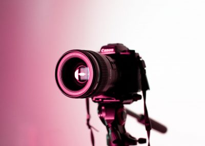 Filming with a DSLR Camera