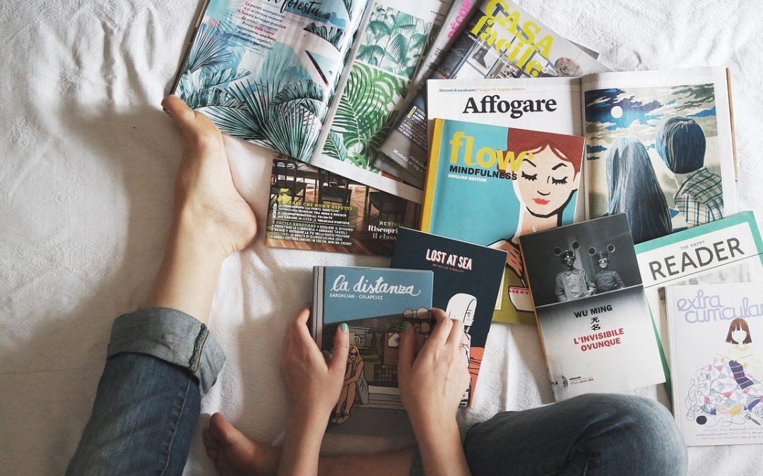 Magazine Production Tips