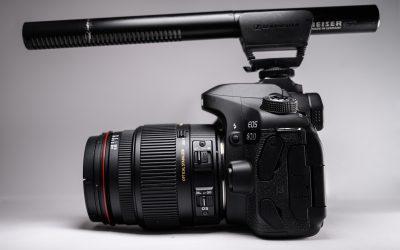 Quick Setup Guide: Canon 80d