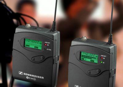 Wireless Lapel Microphones